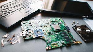 Reparação de laptops, Maputo, Moçambique